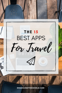 Travel Apps Pin Pinterest
