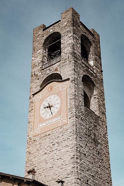 Citta Alta Civic Tower Campanone
