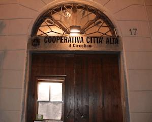 Citta Alta Cooperativa restaurant
