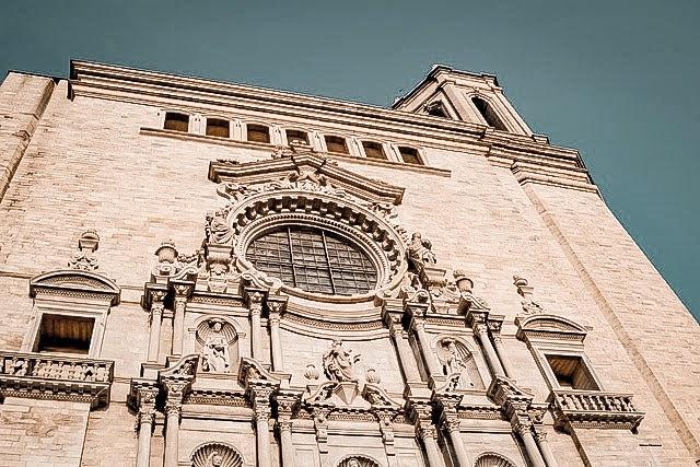 Santa Maria Cathedral de Girona