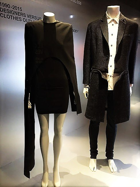 Evening Look Man + Woman Mannequins