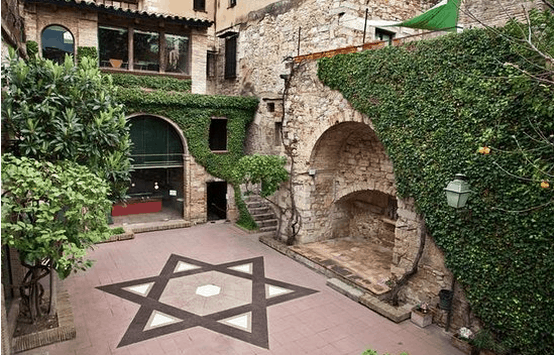 Girona, Spain / Jewish Quarters