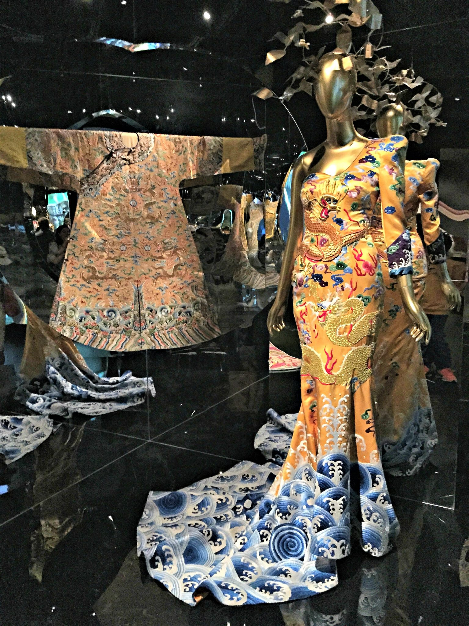 China Through the Looking Glass, NYC MET