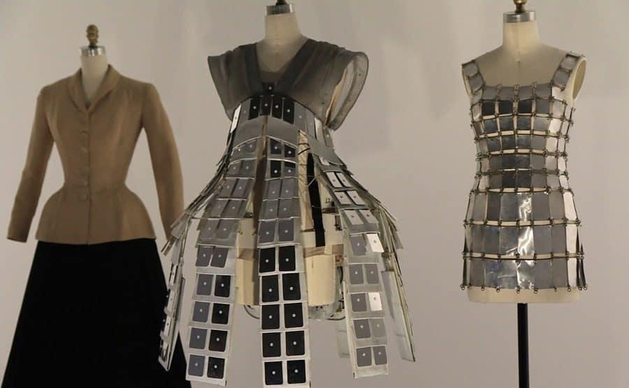 manus x machina glass pieces dress