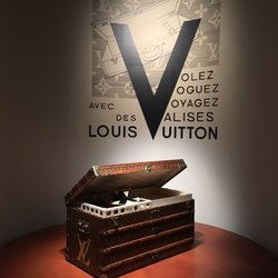Louis Vuitton Volez Voguez Voyagez Exhibition NYC