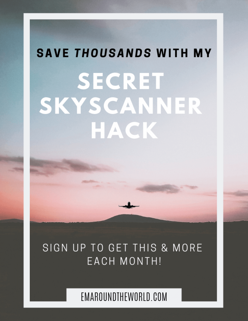 Skyscanner Signup Ad 2