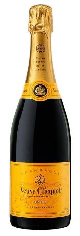 Veuve Clicquot bottle