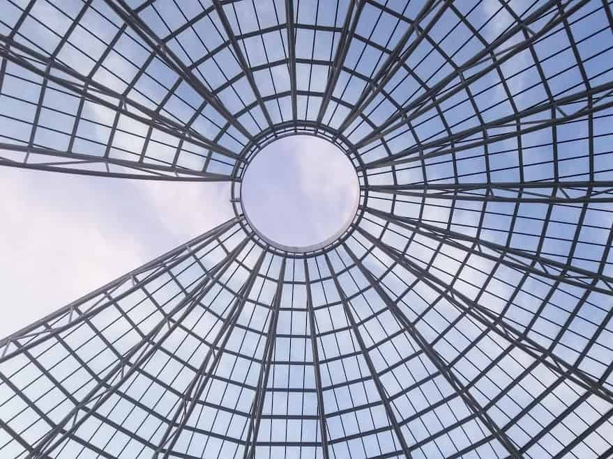 trento mase museum ceiling artistic