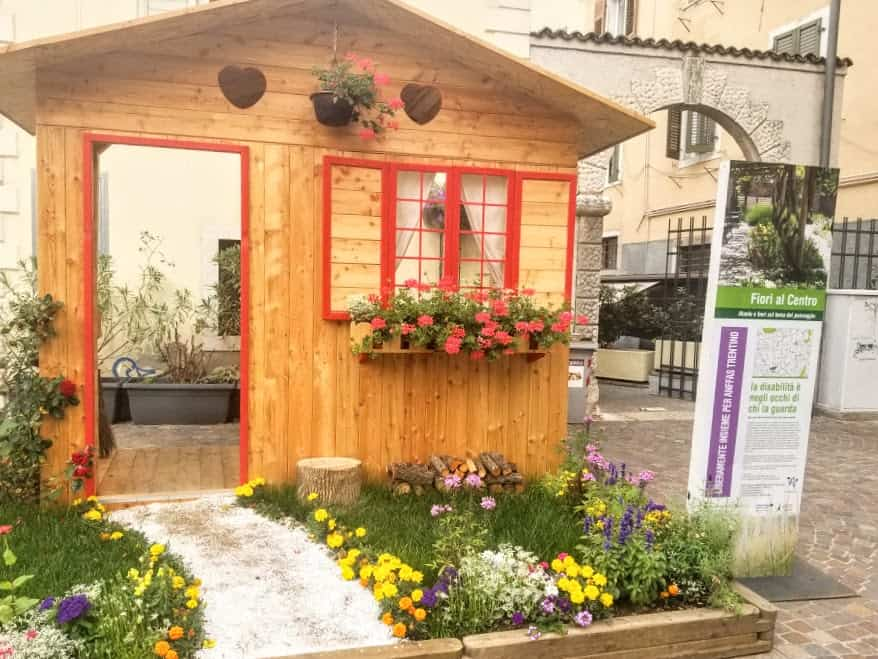 floral initiative trento city