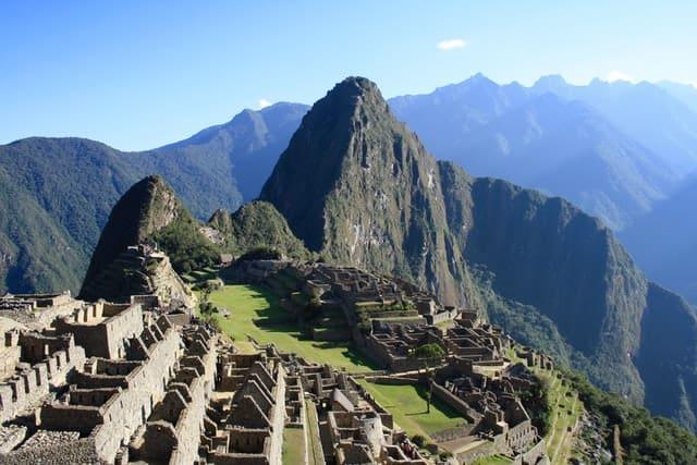 Machu Picchu Virtual Tour Covid19