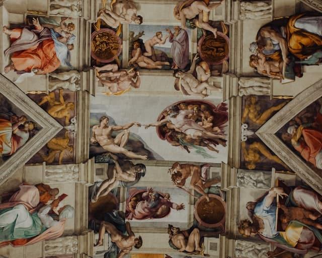 Sistine Chapel Vatican City Virtual Tour Covid19