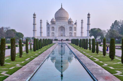 Virtual Tours Taj Mahal Covid19