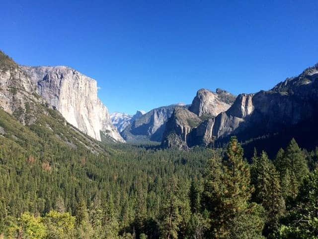 Yosemite National Park Virtual Tour Covid19