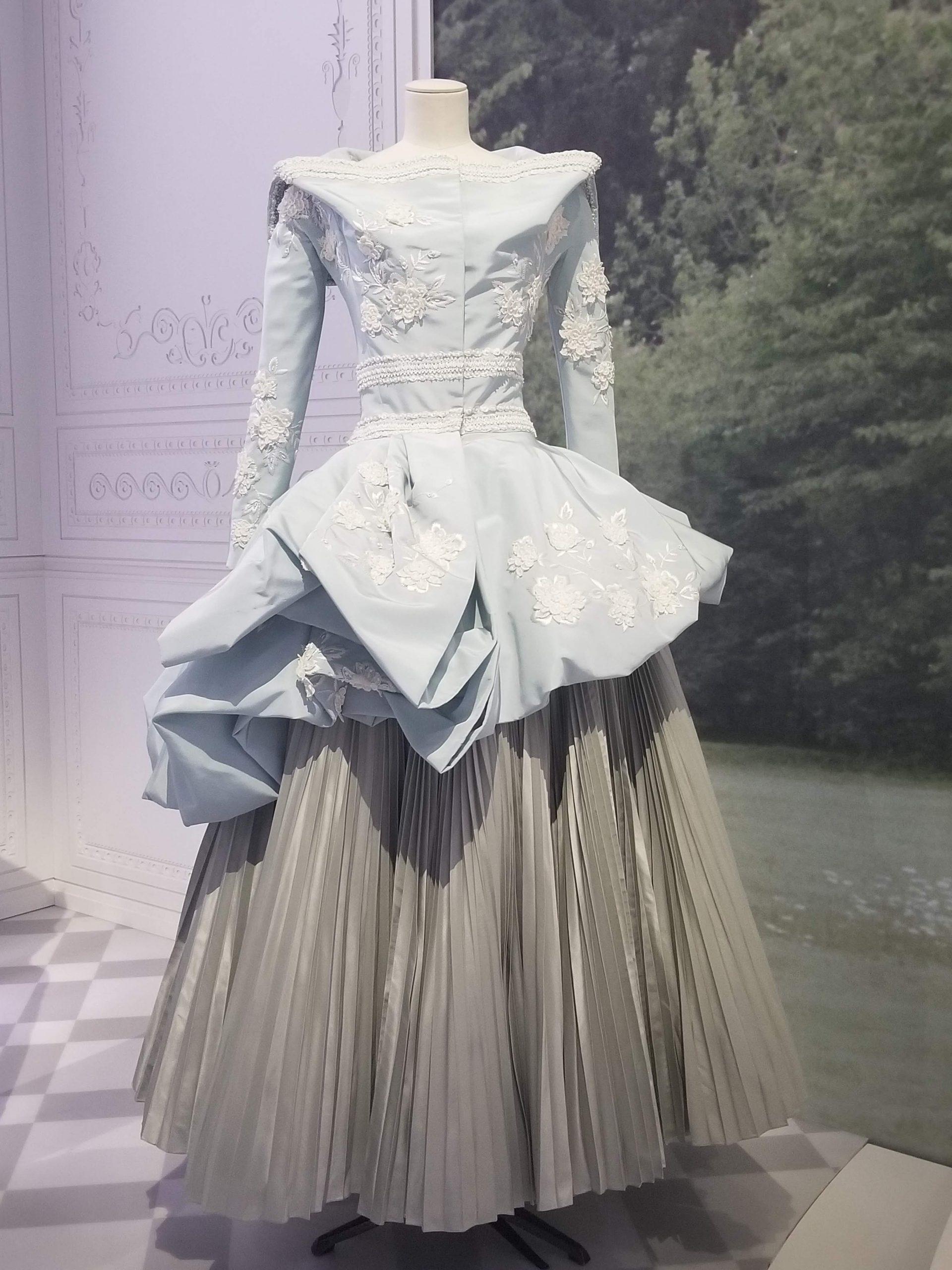 christian dior designer of dreams exhibit dress