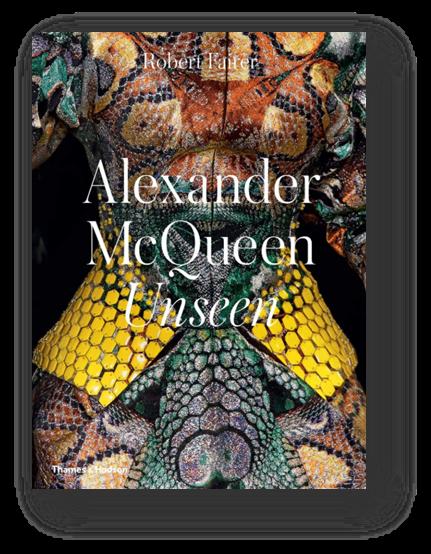 alexander mcqueen savage beauty book