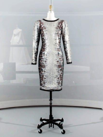 silver dress manus x machina