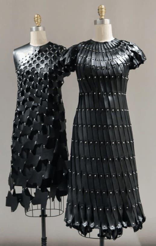 manus x machina leather mannequins
